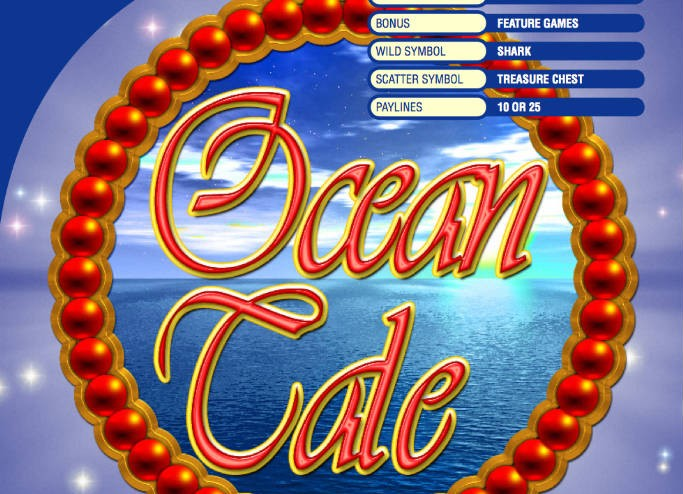 Ocean Tale na automatach Apex