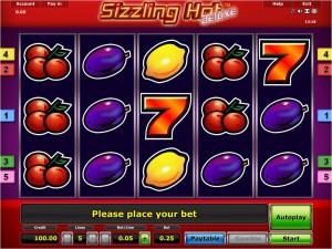 Zagraj na Stargames w Sizzling Hot