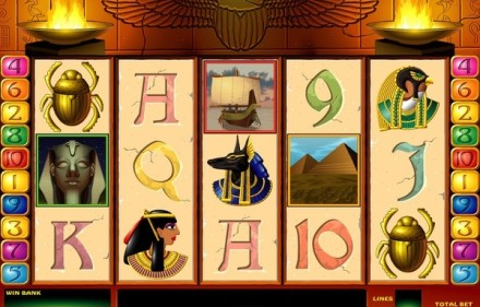 Book of Ra deluxe 6 - Casumo Casino