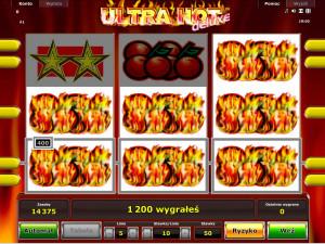 Zagraj w Ultra Hot Online w swojej przeglądarce