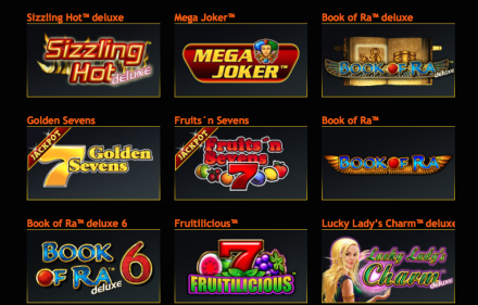 Zagraj online w najlepsze automaty do gry