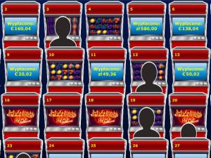 Zagraj w pełne pieniędzy automaty Sizzling Hot na StarGames