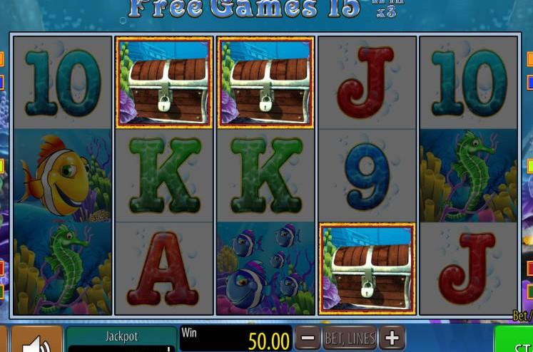 Zagraj w Silver Shark na automacie online za darmo bez rejestracji