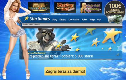 Kod Bonusowy Stargames