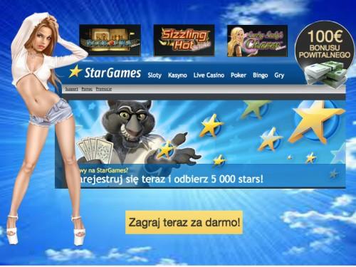 Stargames Kody