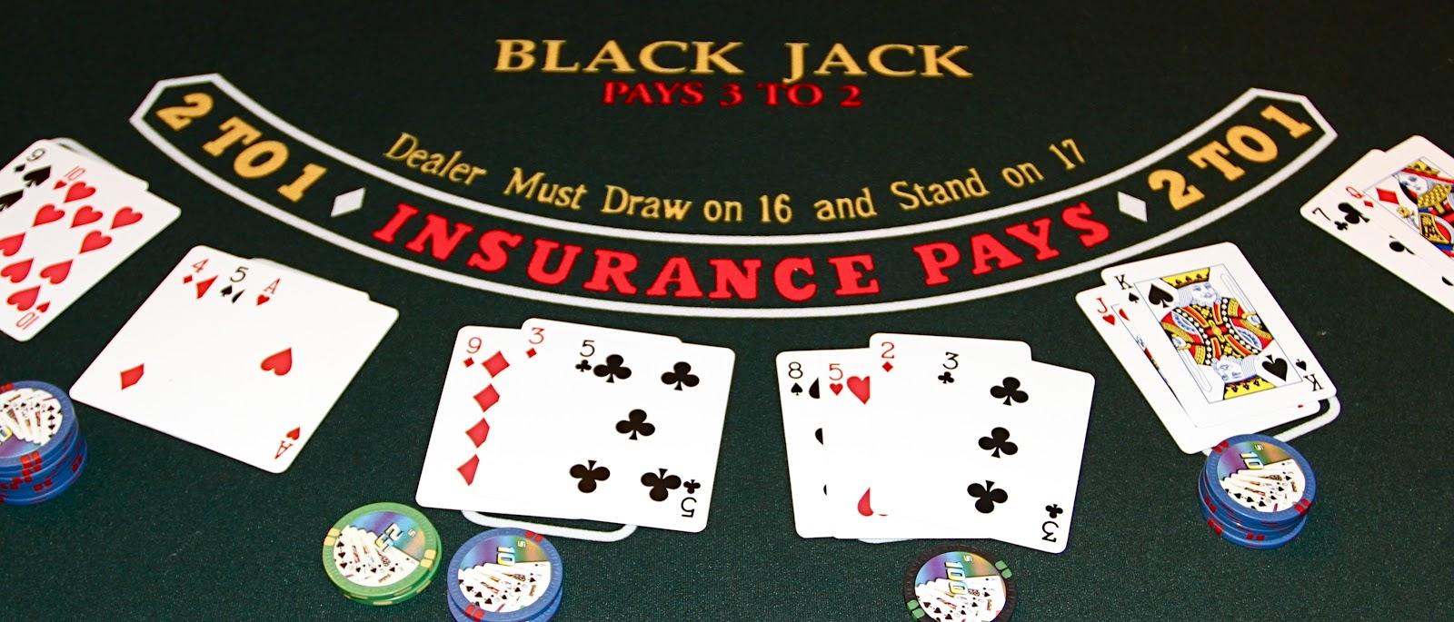 Jak wygrać w blackjack online