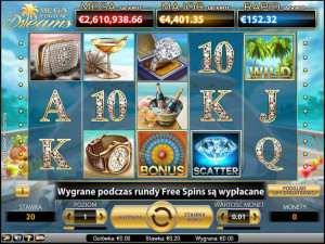 Zakręć raz i zostań milionerem dzięki grze Mega Fortune - Pobierz za darmo i graj