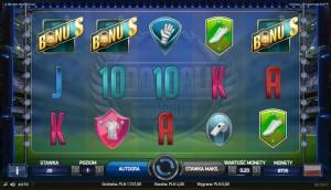 Odbierz darmowe spiny na start w kasynie Mr Green na automacie Football Champions Cup