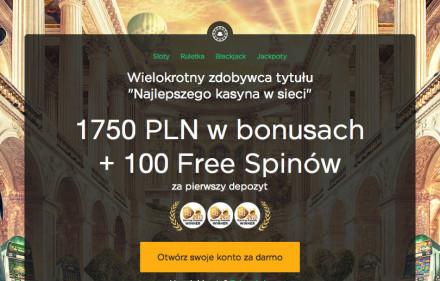 Graj w najlepszym kasynie online