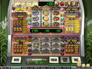 Zagraj w kasynie Mr Green w Mega Joker od NetEnt