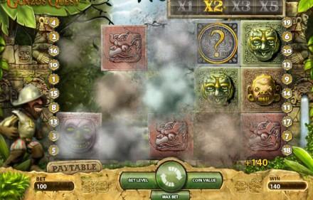 Graj online na automacie hazardowym Gonzo's Quest