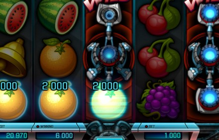 Automat do gry Apollo Games Turbo Slots