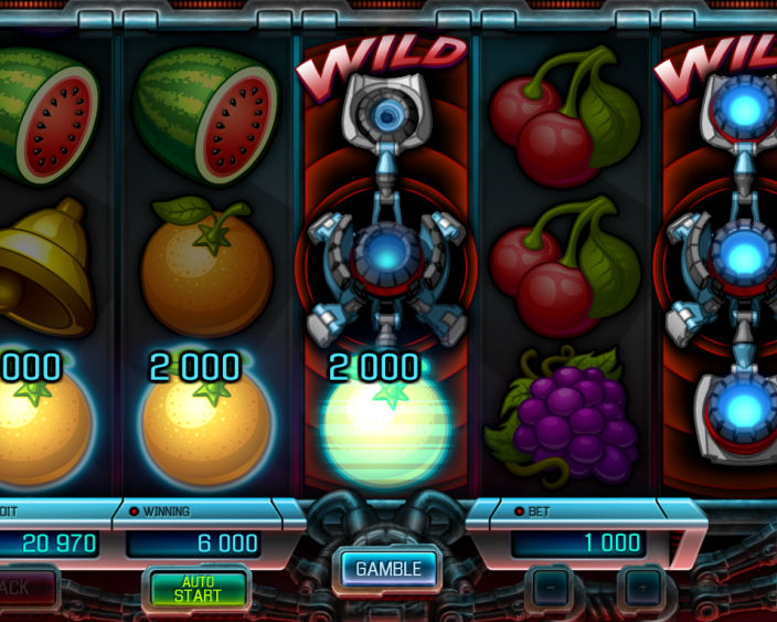 Automat do gry Apollo Games Turbo Slots