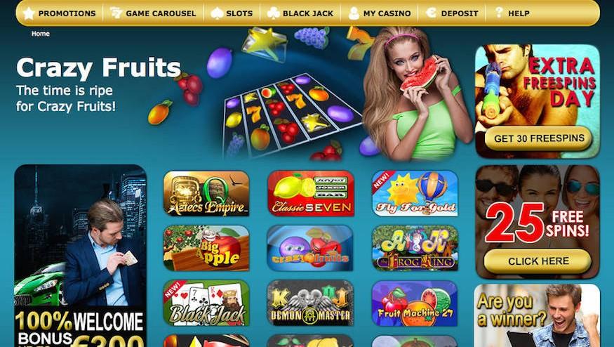Zagraj w automaty i gry hazardowe w Kajot Casino przez internet!