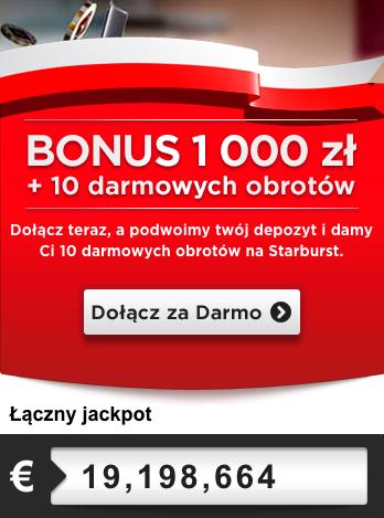 Odbierz wyższy bonus powitalny niż standardowe 500 PLN w kasynie internetowym Royal Panda
