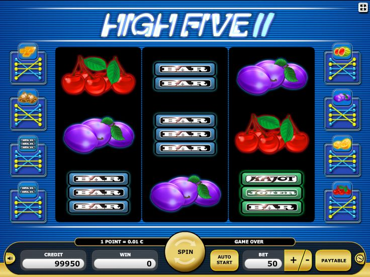 high-five-automaty-do-gier
