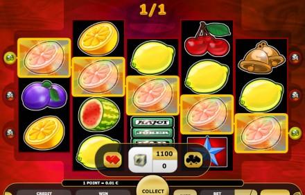 Zagraj w Hot Lines 34 w automat do gry na pieniądze z maszyny Kajot