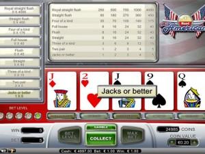 Zagraj na automacie video poker