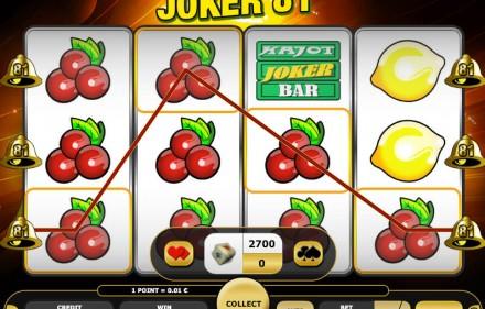 Zagraj w darmowe gry hazardowe w Kajot Casino - Zakręć za darmo na automacie do gry Joker 81