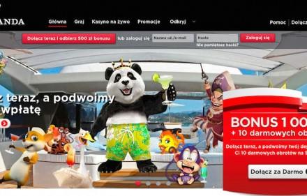 Odbierz ekskluzywny bonus na start i poznaj opinie o Royal Panda Casino