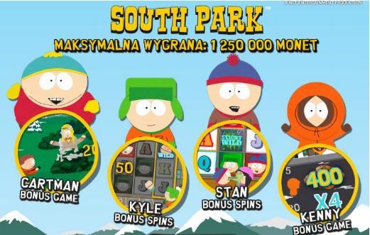 south park jackpot