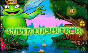 super lucky frog gra online