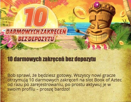 bob-casino-darmowe-spiny
