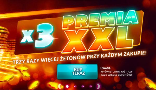 Specjalne oferta Premia XXL