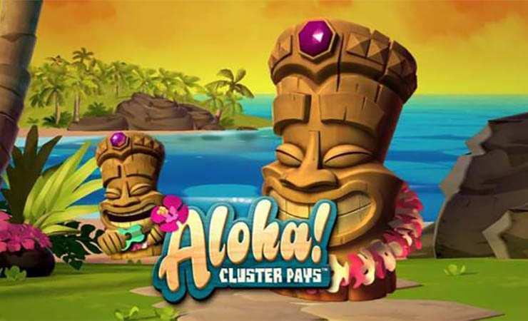 Aloha Cluster Pays slot online