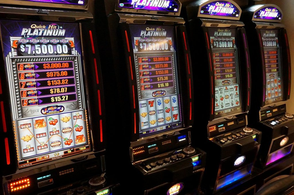 Automaty do gier hazardowych online