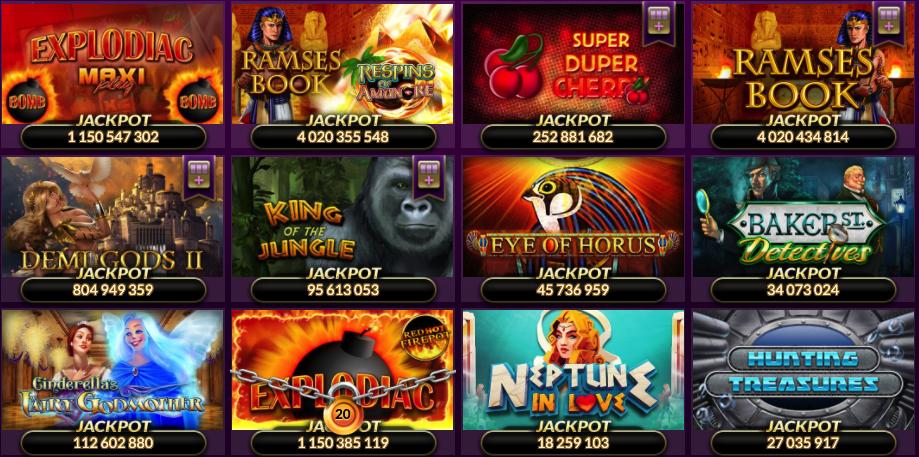 Automaty hazardowe w internecie