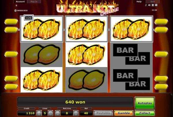 Ultra Hot Spot Online