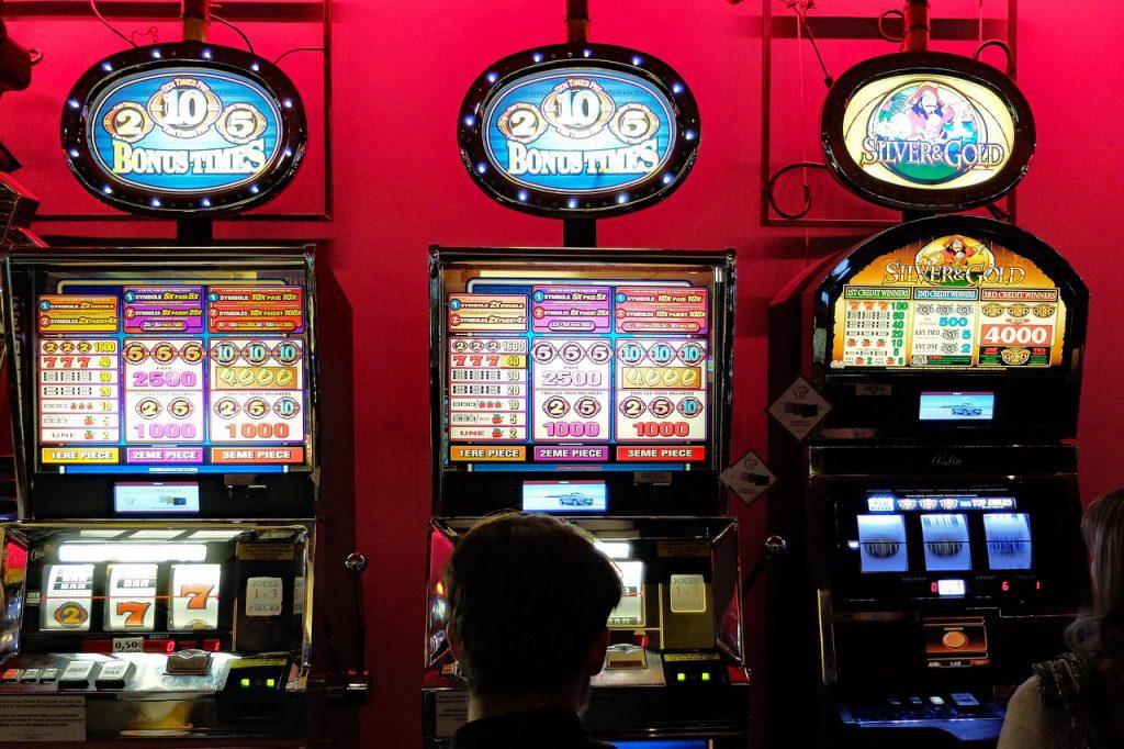 jak grac w kasynie na automatach