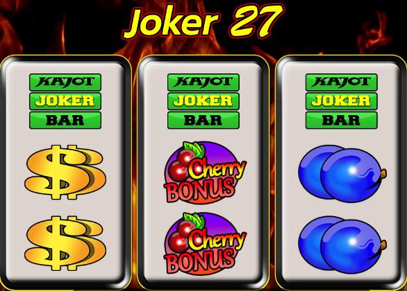 joker 27 kajot online