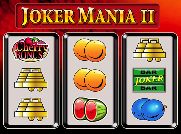 joker mania 2 kajot online