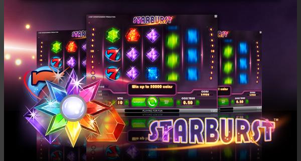 starburst slot demo